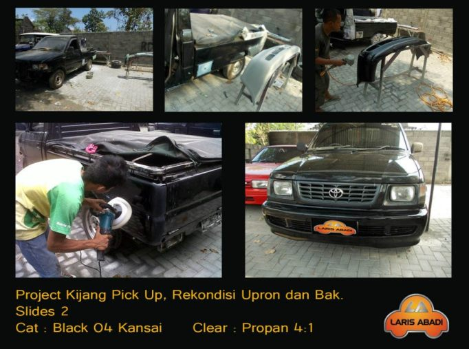 Kijang Pick Up Dipoles