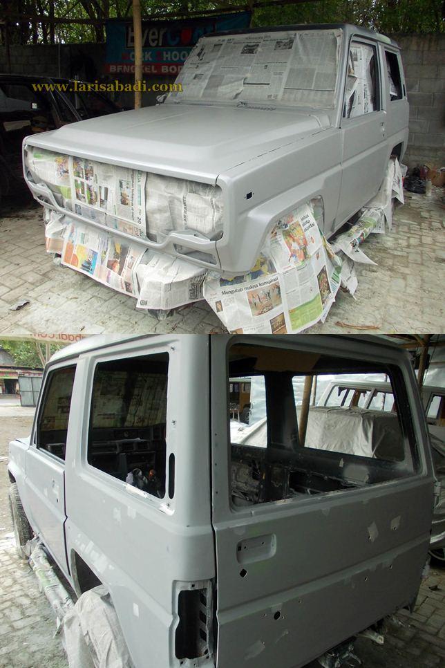 Harga Kabel Body Mobil Taft