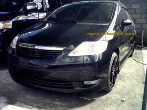 City Fiber Bodykit