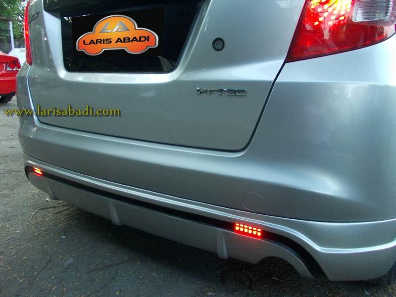 Aksesoris Mobil bahan Fiber, Jogja - Laris Abadi