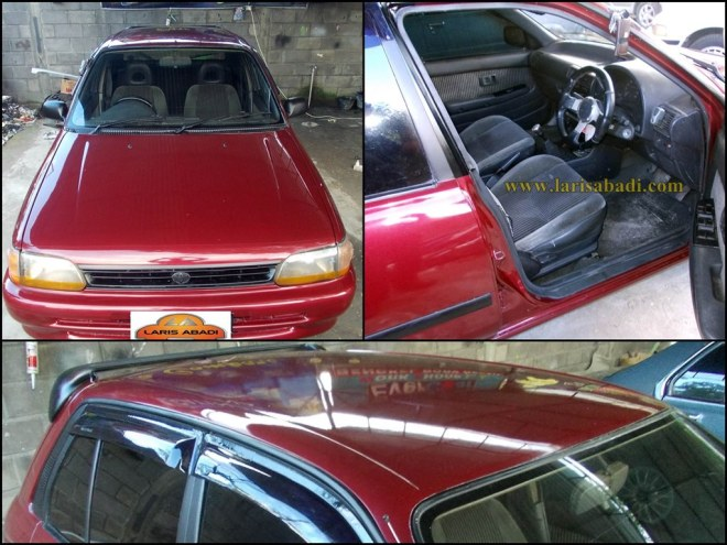 Starlet EP 81 Red