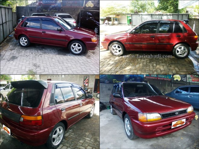 Shinny Starlet EP 81 Red